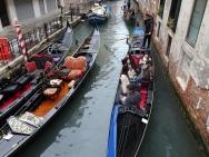 San Moise Gondola Stop, San Marco
