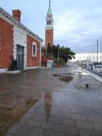 San Giorgio harbourside.