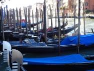 Gondola preparation