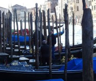 Gondola cleaning