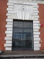 Harbourside doorway.