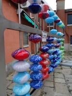 Glass sculpture, Murano