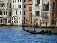 Grand Canal voyage