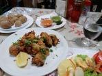 Canarian dinner