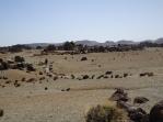 Lunar landscape Teide