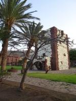 Old fortress San Sebastian