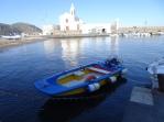 boat in Marina Corta