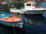 Lipari fishing boats