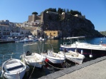 Marina Corta + citadel Lipari