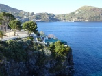 View of Lipari bay