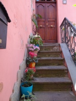 Lipari doorway