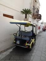 Panarea golf carts
