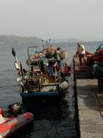 Fishing boat Rinella