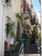 Lipari alleyways