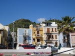 Lipari porto houses