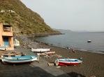 Rinella beach + boats