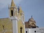 Santa Marina Salina churches