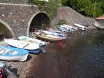 Small boats Santa Marina