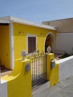 Colourful Salinla houses