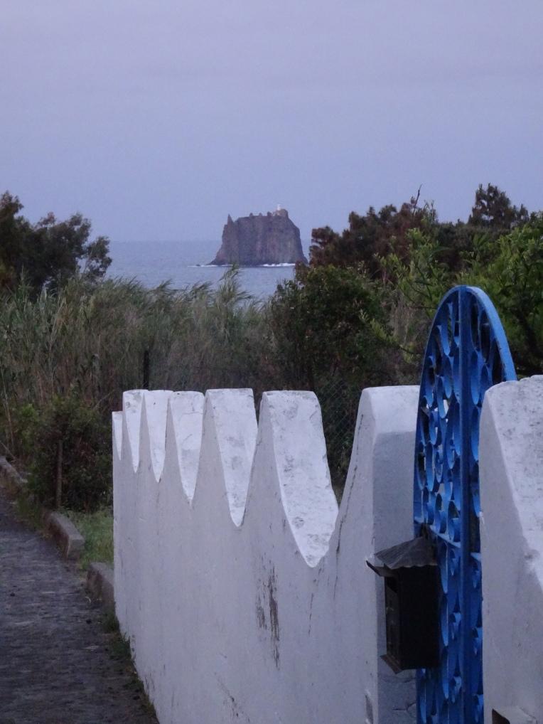 Strombolicchio view