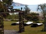 B+B Luca gardens + view