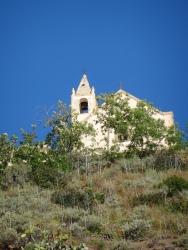 The upper church