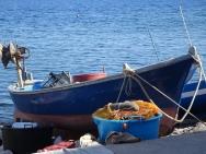 Alicudi Porto fishing