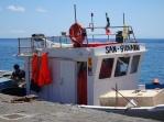 fishing boat panarea