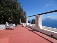 My terrace!