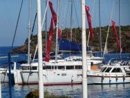Yachts in Porto di Levante