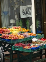 Capri fruit stall