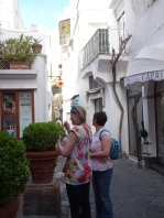 Lost in Capri