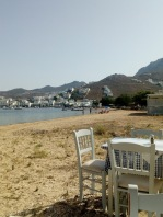 Stavros taverna Livadi beach