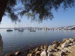 Adamantas harbour