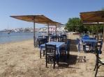 Beach taverna Livadi