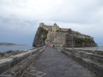 Causeway to the castle