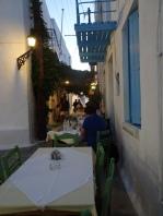 Plaka's tiny streets