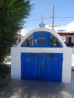 fishermen's shrine Serifos