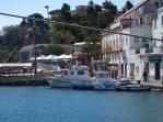 Boats in Ischia Porto harbour