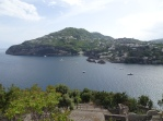 Ischia from the top