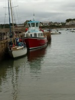 Boats in St Mary's