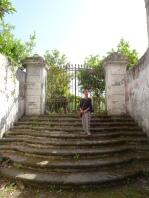 Casa Bormioli steps