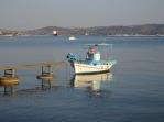 Little jetty Adamantas