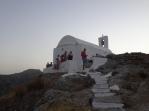 top chapel Sifnos