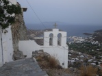 view from top chapel Serifos