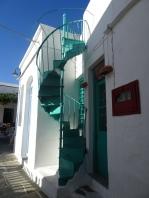 Apollonia staircase