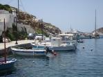 Faros quayside