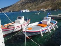 Kamares fishing boats