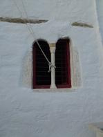 Old church window