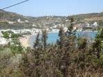 Platys Yialos beach